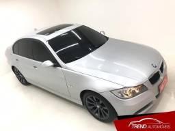 BMW320i 2008 teto solar / baixo km / Raridade - 2008