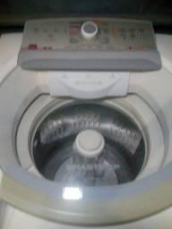 Máquina de lavar roupa Brastemp 11 kl valor 550 negociável cesto de inox