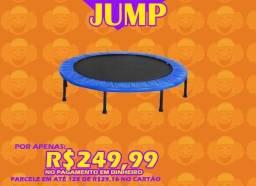 Jump para exercícios academia em casa! - Viver Brincando
