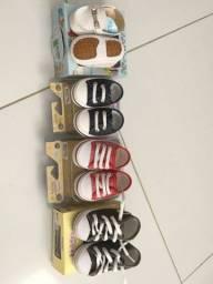 Sapato infantil (04 pare)