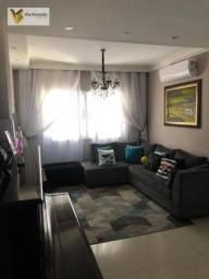 Sobrado, 230 m² - venda por R$ 750.000,00 ou aluguel por R$ 3.000,00/mês - Parque Monte Al