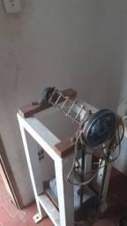 Máquina para endireitar arame pra gaiola