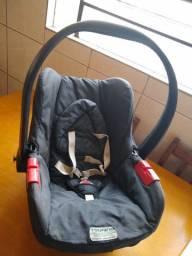 Carrinho + bebê conforto (burigotto)