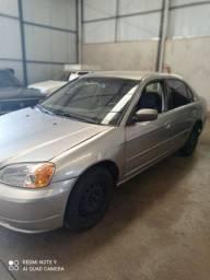 Honda Civic lx 2003 extra