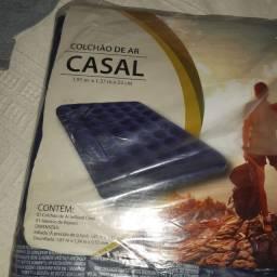 Vendo Colchão Ar Casal