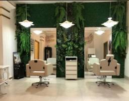 Salão de Beleza completo com Hidro