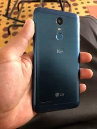 LG k11 4k plus novíssimo 32G dual