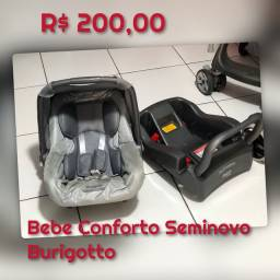 Bebe Conforto Burigotto com Base Automotiva