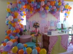 Ornamentação de balões