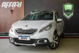 Peugeot 2008 Griffe 2017 Com Teto