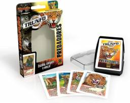 Super Trunfo - Predadores - Grow