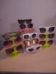 Óculos escuros diversos (PREÇO DE ATACADO)