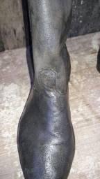 bota de gaucho pra brik