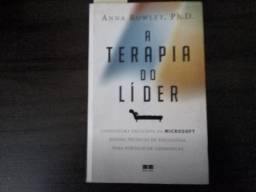Livro A terapia do líder