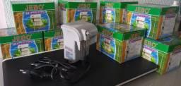 Filtro externo para pequenos aquários Jebo 250l/h