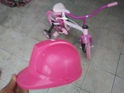 """""""Barbada """" bike Barbie em bom estado( 90.00)"""