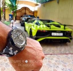 ALTO PADRÃO ® (Invicta Diesel Nixon Casio Rolex Tag Heuer Armani Tissot Hublot Panerai)