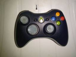 Controle Xbox 360 wireless S/fio