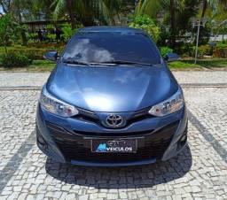 Yaris XL plus 1.3 automático 2019 com 20.000 km e único dono