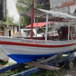 Lindo barco saveiro