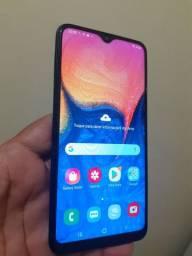 Samsung A10 32GB 2Ram 4G ( Original leve trinco na tela Somente venda)