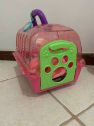 kit pet shop brinquedo