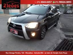 Toyota Etios x 1.3 completo