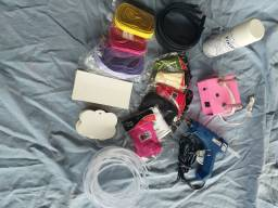 Material para laços e tiaras