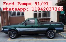 Ford pampa 1.8. A.p  91/91