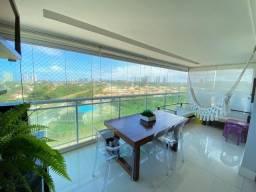 Art Residence - Patamares, 3 suítes, vista mar - porteira fechada