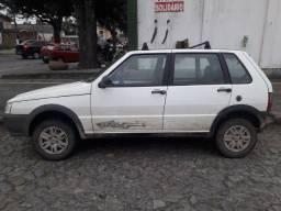 Fiat uno economi way 2013