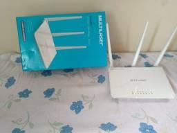 Roteador Multilaser 3 Antenas