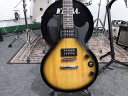 Guitarra Epiphone Les Paul Special II Ltd Revisada e Regulada