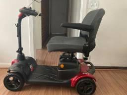 Cadeira Elétrica Scotter S - 7 dias de uso!!! - R$ 3.300,00