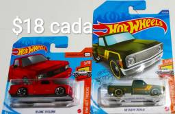 Miniaturas Pickups Hot Wheels lote 1