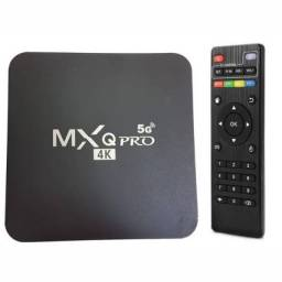Tv Box Smart 4k Pro 4gb Ram / 64gb / Android 10.1 / Wifi 5g