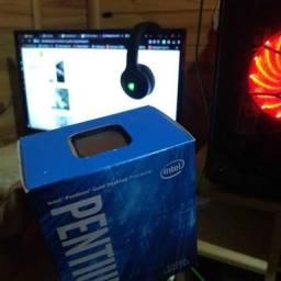 Processador Pentium G4560 3.5 GHz 7a geração lga 1151 intel