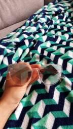 Óculos Chilli Beans gatinho espelhado seminovo