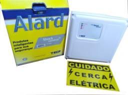 Central Cerca Elétrica E Alarme Alard Shock Ecp + Controle