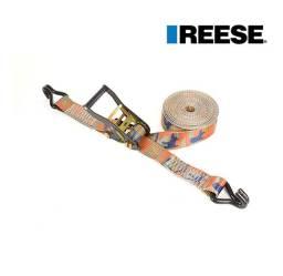 Cinta camuflada de 4,8M P/ Fixação de carga pesada C/ catraca 1.500kG - Reese 9511800