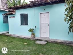 Quitinete para locação, quarto, sala, cozinha e banheiro no Maravista