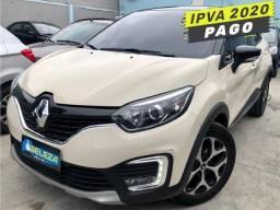 Renault Captur 2.0 16V HI-Flex Intense Automático 2018