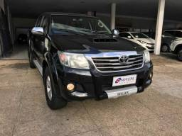 HILUX 2014/2015 3.0 SRV 4X4 CD 16V TURBO INTERCOOLER DIESEL 4P AUTOMÁTICO
