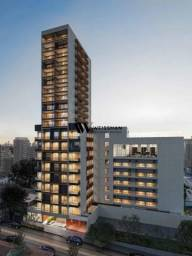 Apartamento à venda com 1 dormitórios em Perdizes, São paulo cod:9277