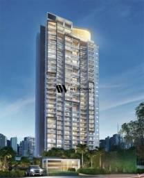 Apartamento à venda com 1 dormitórios em Pinheiros, São paulo cod:9540