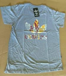 Camisa Estilo Adidas