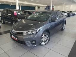 Toyota Corolla Xei 2.0 Flex 16V Aut. Cinza