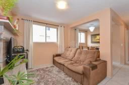 Apartamento com 3 dormitórios à venda, 56,32 m² por R$ 169.000 - Capão Raso - Curitiba/PR
