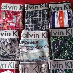 Cuecas da Calvin Klein
