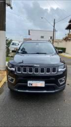 Jeep Compass Limited 50.000 km mais barato do Brasil